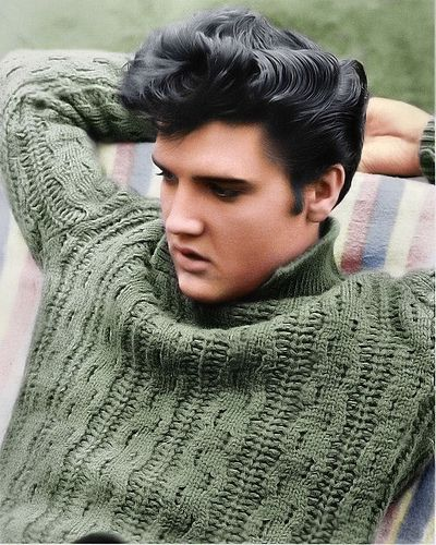 Elvis - of course!