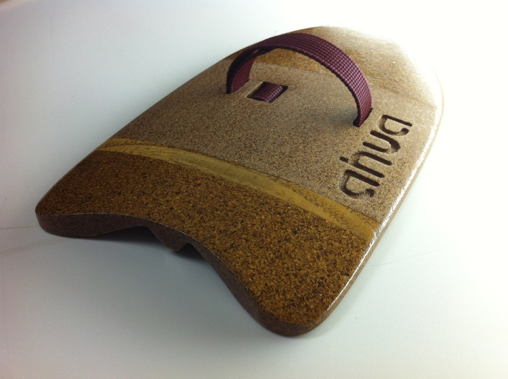 Custom cork handplane