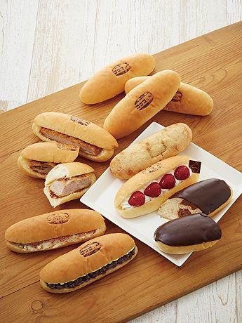 博多阪急にコッペパン専門店 給食パン製造会社と阪急がコラボ
