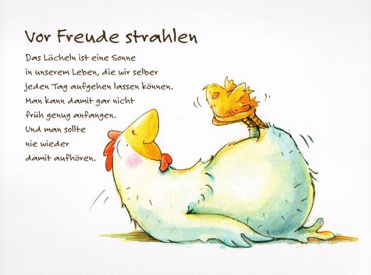 """Kalender """"Unter uns gesagt"""". Grafik Werkstatt Bielefeld #Sprüche #Lächeln #Freude"""