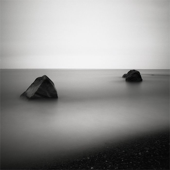 taken by #mamiya6 + #tmax100 and scanned by epson v700  F22 with ND1000, exposure time est. 4min    #longexposure #seascape