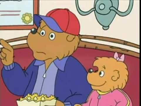 The Berenstain Bears - Too Much Junk Food (2-2)..youtube video...nutrition unit
