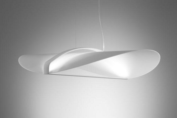 Jordi Lopez Aguilo – Millelumen Shield #lamp #lampdesign #light #lighting #design #productdesign #industrialdesign