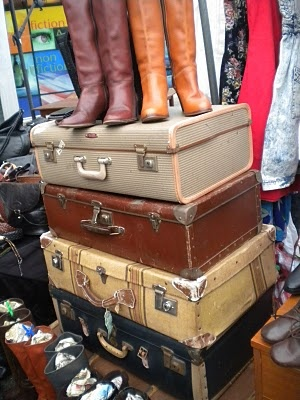 Get all your vintage needs met at the Camberwell Market in Camberwell. Just 15mins drive from Melbourne's CBD depending on traffic of course!