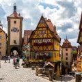 10 Day Bavaria Itinerary. Traveling with kids, Oktoberfest, Berchtesgaden, Munich, Rothenburg, Neuschwanstein, Zugspitze, Salzburg, Garmisch.