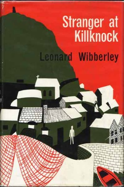 Stranger at Killnock by Wibberley, Leonard  London: Frederick Muller Ltd.. 1963. Octavo Size.  NEAR FINE copy in VERY GOOD dustjacket.  Previous owner's name/details to front free endpaper. Jacket by Michael Hoare.  Uncommon  title. 171pages .  1st Edition . Hardcover. ...  more   Offered By  Adelaide Booksellers