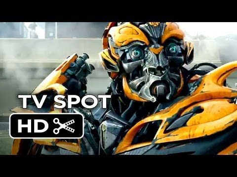 Transformers: Age of Extinction Extended TV SPOT - The Rules Have Changed (2014) - Movie HD