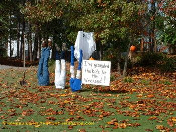 halloween lawn decorations ideas kids grounded for halloween home designs project