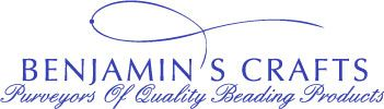 Benjamins Crafts - Online Craft Store Based in WA. Beads, findings, macrame cord etc etc
