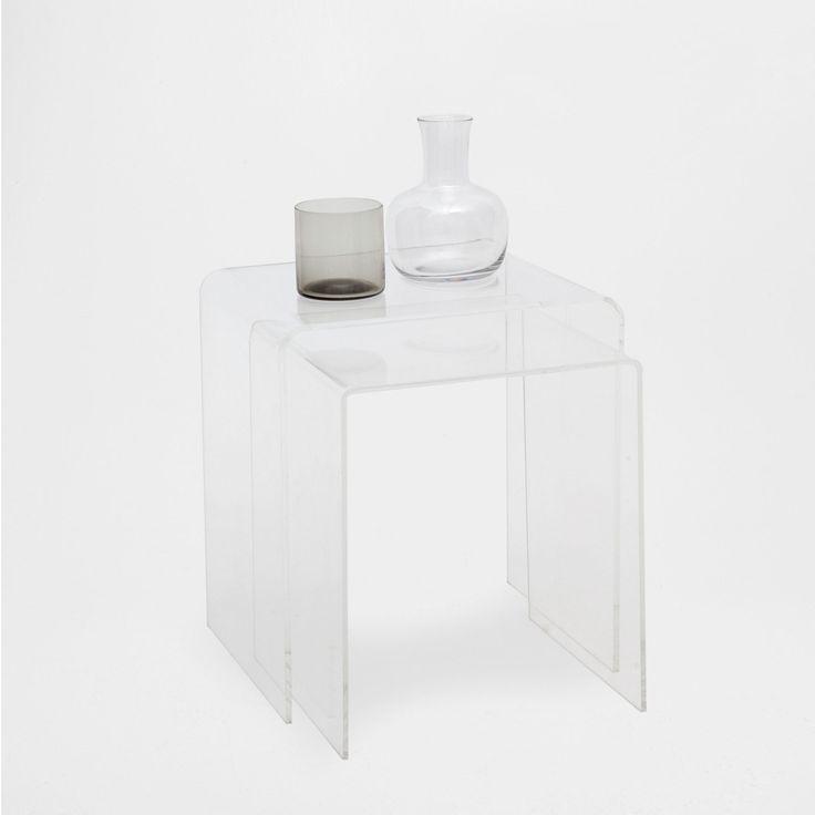 die besten 25 plexiglas tisch ideen auf pinterest lampe holz plexiglas beistelltische. Black Bedroom Furniture Sets. Home Design Ideas