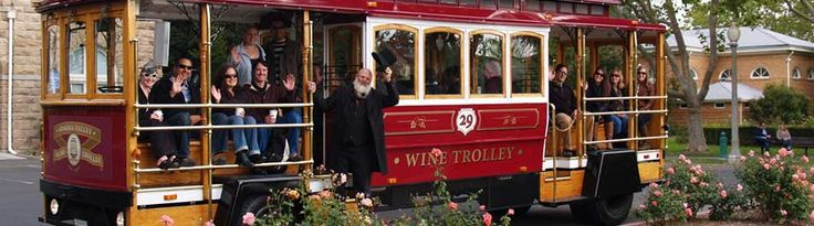 Sonoma Wine Tours | Wine Tasting Tour | Sonoma Valley Wine Trolley