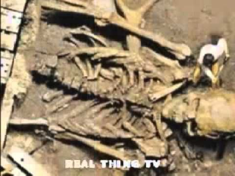 18 Giant Skeletons And Pyramids Found In Wisconsin [Video]