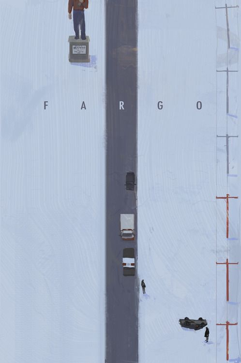 Fargo by Ryan McShane #movies #posters