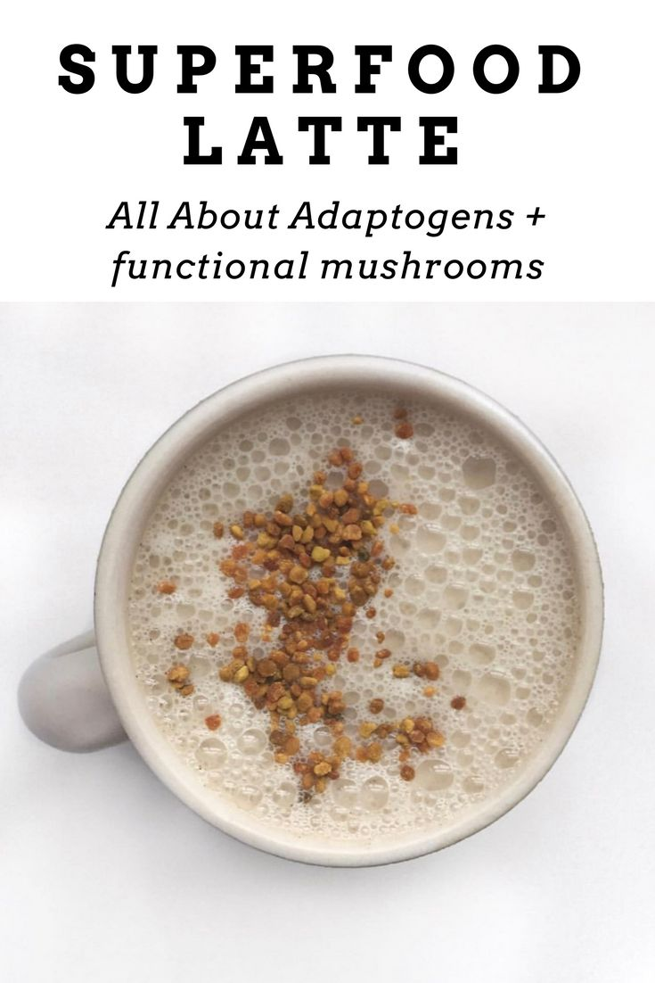 If you are looking to add a new latte recipe to your repertoire, try my superfood mushroom latte and get all the benefits associated with these functional shrooms!