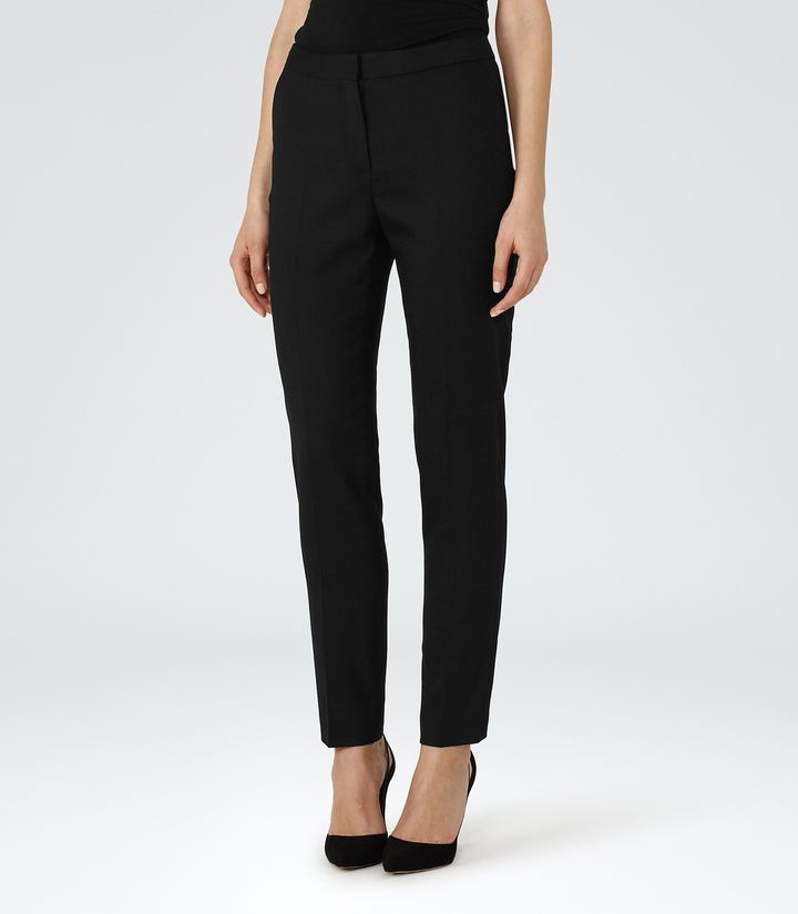 Dartmouth Trouser TEXTURED TAILORED TROUSERS