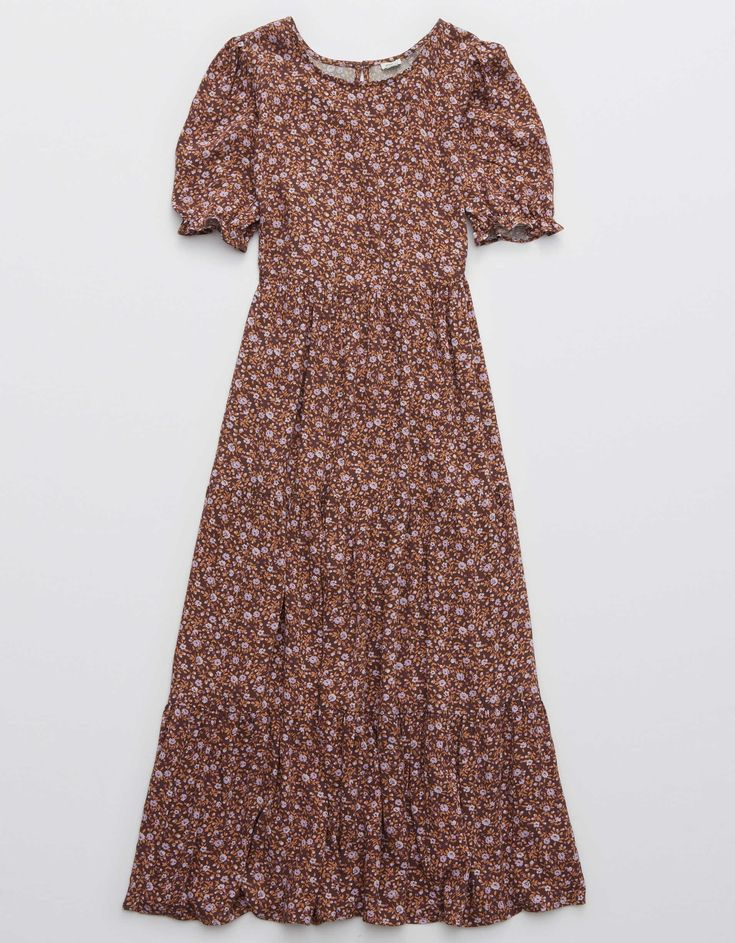 Aerie Garden Party Midi Dress