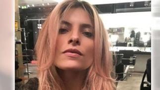 Sophia Thomalla sieht Rot: Neue Frisur