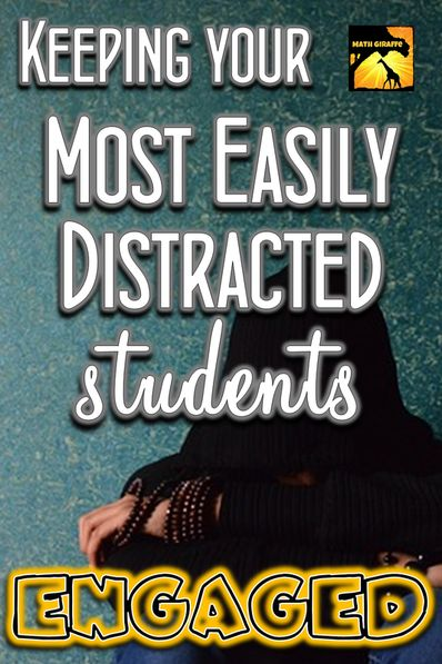 blog post - 5 ways to keep your easily distracted students engaged!