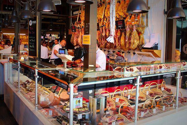 Δείτε την καταπληκτική κλειστή αγορά Mercado de San Miguel, δίπλα στην Plaza Mayor στη Μαδρίτη.