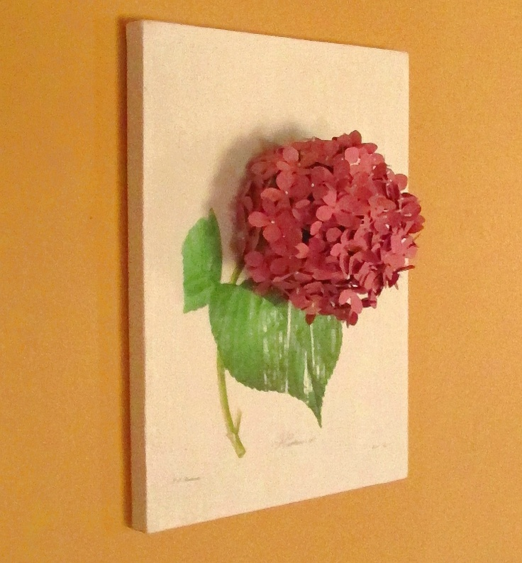 paper flower canvas art - Boat.jeremyeaton.co