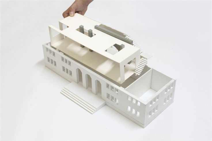 Archstudio · Reconstruction of Normal College Library of Imperial University of Peking · Divisare