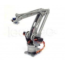 Brazo robótico 4 ejes Industrial