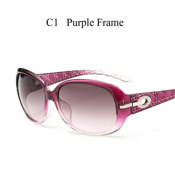 JURUI Retro Brand Polarized Sunglasses Woman Sunglass Fashion Vintage Women feminino 9526