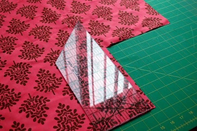 Crib Sheet sewing pattern/tutorial