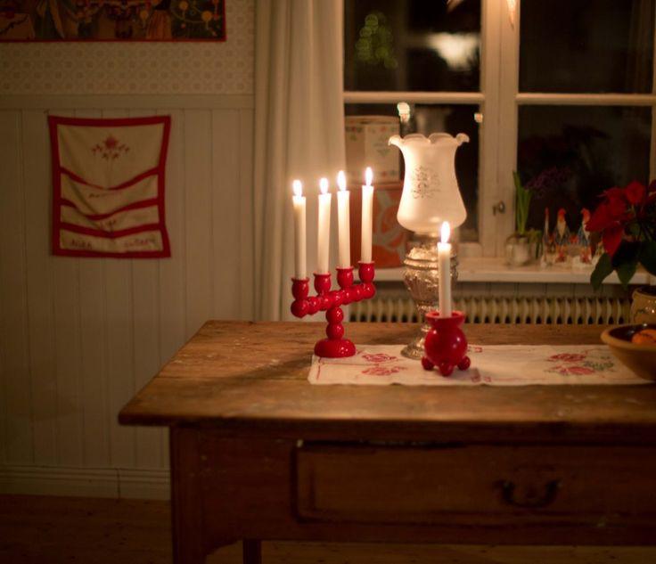 Swedish christmas decorations