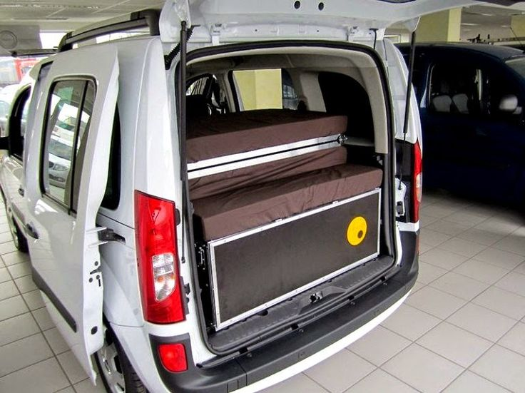 The Flying Tortoise European Designed QuQuQ Conversion Kit Can Transform An Ordinary Van Into