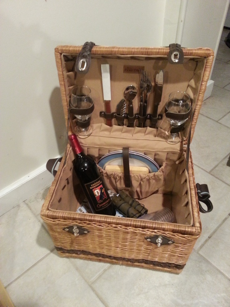 Picnic Basket Wedding Gift : Best summerlicious images on cool ideas