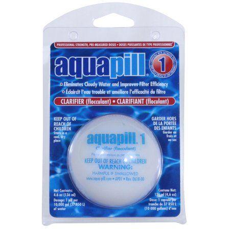 Aquapill  Swimming Pool Clarifier Floculant Image 2 of 2