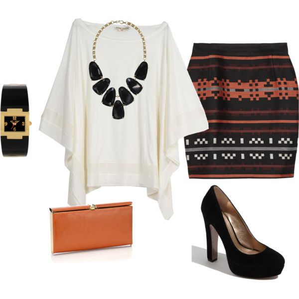 Love this: Dreams Closet, Shirts, Clothing, Skirts Outfits, Tribal Prints Skirts, Fall Outfits, Necklaces, Tribal Skirts, Jeans Skirts