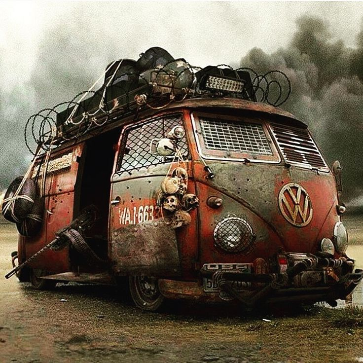 To Eternity and back. #VW #Bus #T1