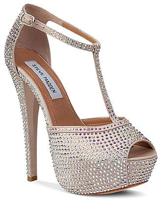 Steve Madden Women\u0026#39;s Shoes, Angelina Platform Sandals - Shoes ...