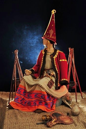 Scythian 'Princess' discovered in Kazakhstan reconstructed