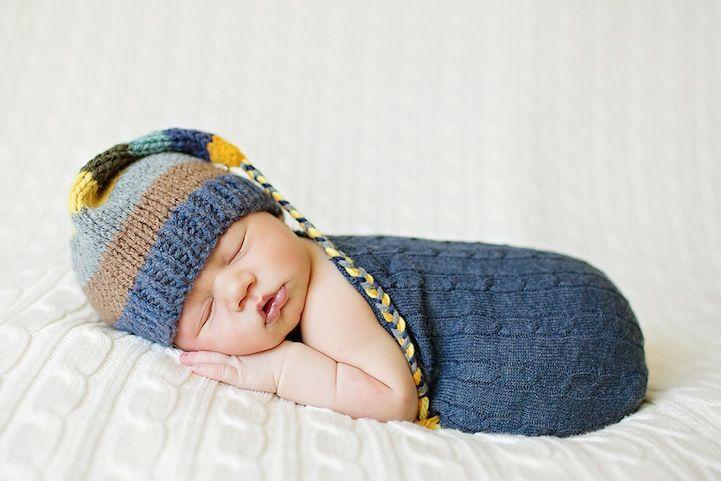 Heartwarming Portraits of Newborn Babies by Alicia Gould - My Modern Metropolis