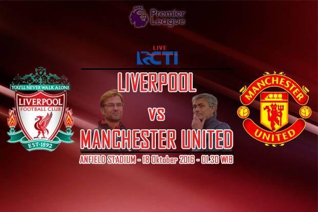 Equity World   Liverpool dan Manchester United akan adu kekuatan di pekan kedelapan Liga Premier Inggris. Pertarungan kedua tim bakal digelar di Anfield Stadium, Selasa (18/10/2016) dini hari WIB. …
