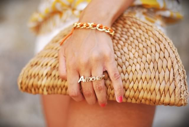 amour: Raffia Bags, Fingers Rings, Straws Pur, Style, Abanikoinspir Clutches, Straws Clutches, Beach Bags, Accessories Lovers, Clutches Bags