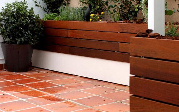 1000 images about ideas jardin on pinterest - Jardineras modernas ...
