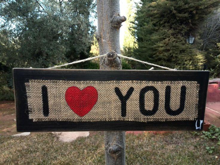 I love you. Te quiero. http://www.lujopobre.com/