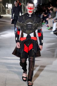 Givenchy Spring/Summer 2014 Menswear Collection - Tribal Street Wear