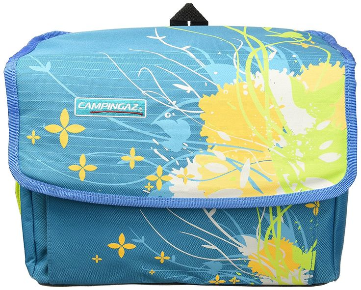 Campingaz Fold 'N Cool Cool Bag, 10 Litres, Blue * Read more info by clicking the link on the image. #BarbecueandOutdoorDining