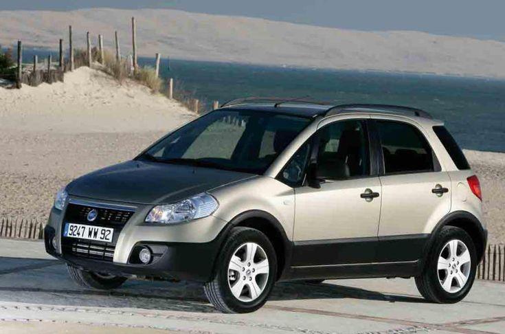 Sedici Fiat prices - http://autotras.com