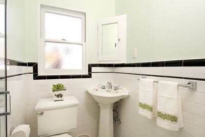 1930s bathroom remodel - Google Search