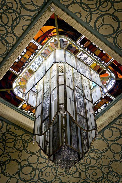 Lanterne de Jacques Simon Bibliothèque Carnegie de Reims © Carmen Moya 2012 | by Reims Tourisme (hva)