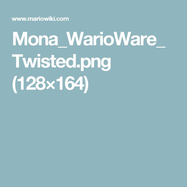 Mona_WarioWare_Twisted.png (128×164)