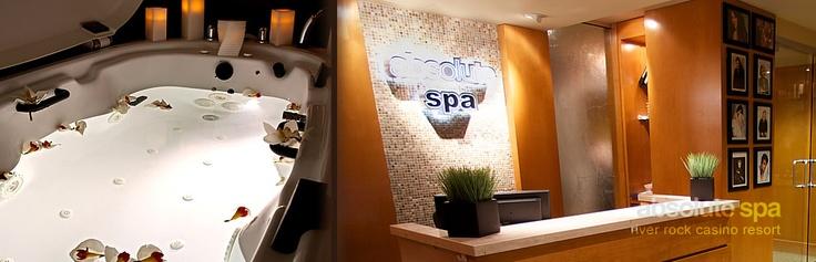 River Rock Casino Resort - absolute spa: Canada's #1 Spa