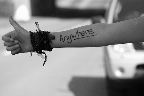 Anywhere, with you :)
