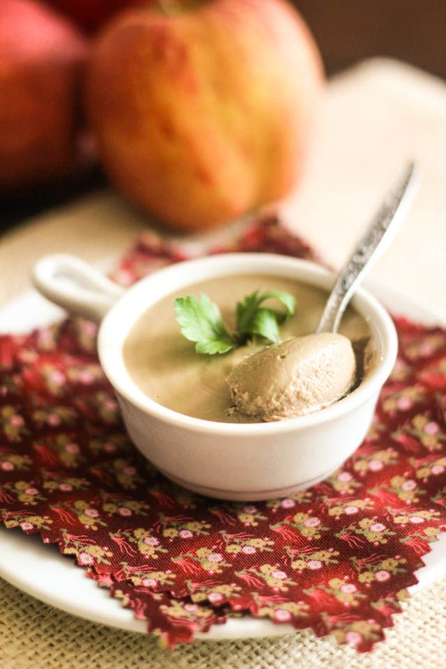 OH, this is just what I am looking for!    Silky Smooth Liver Pâté | by Sonia! The Healthy Foodie